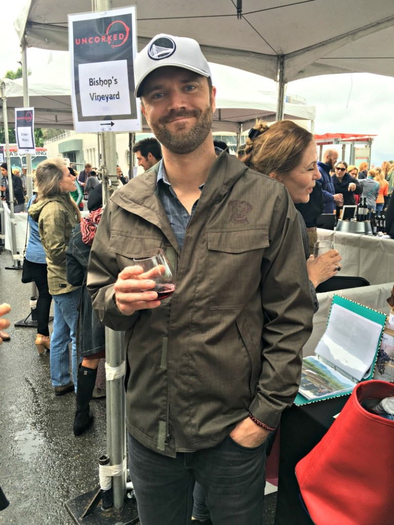 Dave at San Francisco Uncorked