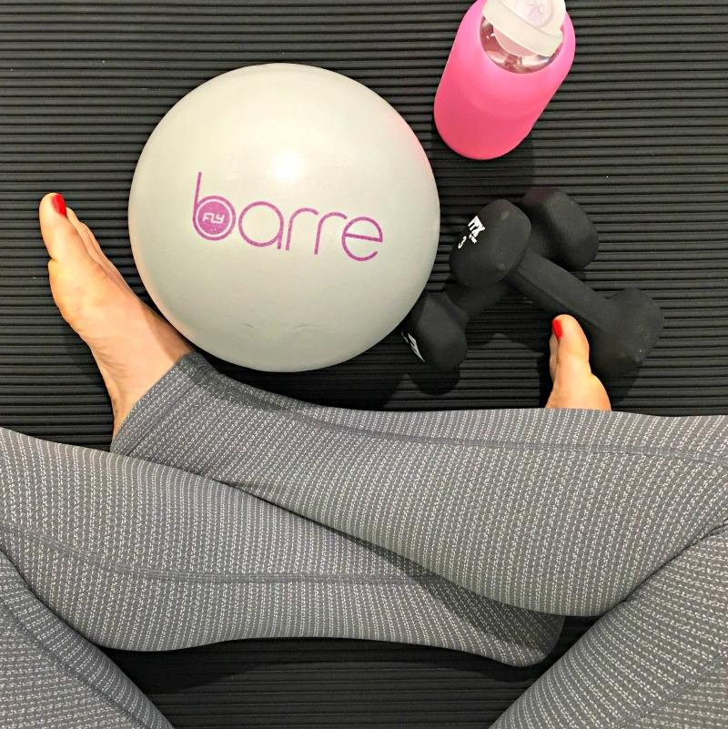 FlyBarre class review by A Lady Goes West