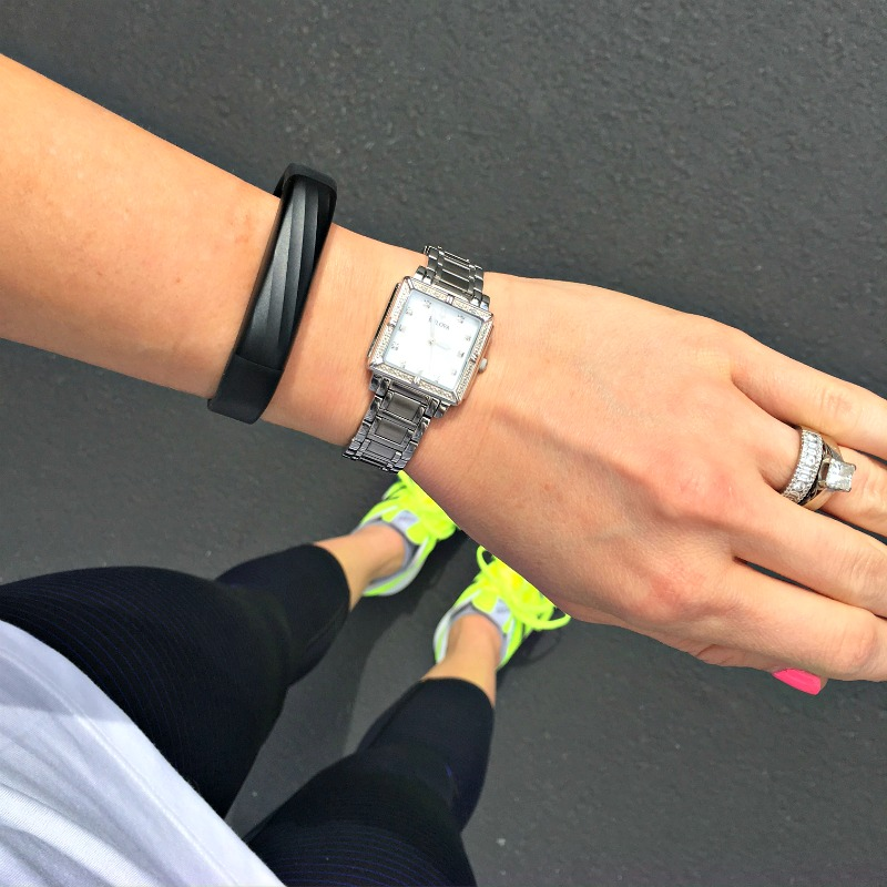Jawbone UP Band by A Lady Goes West
