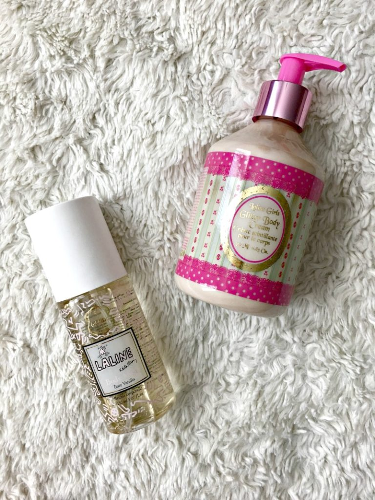 Laline beauty products by A Lady Goes West