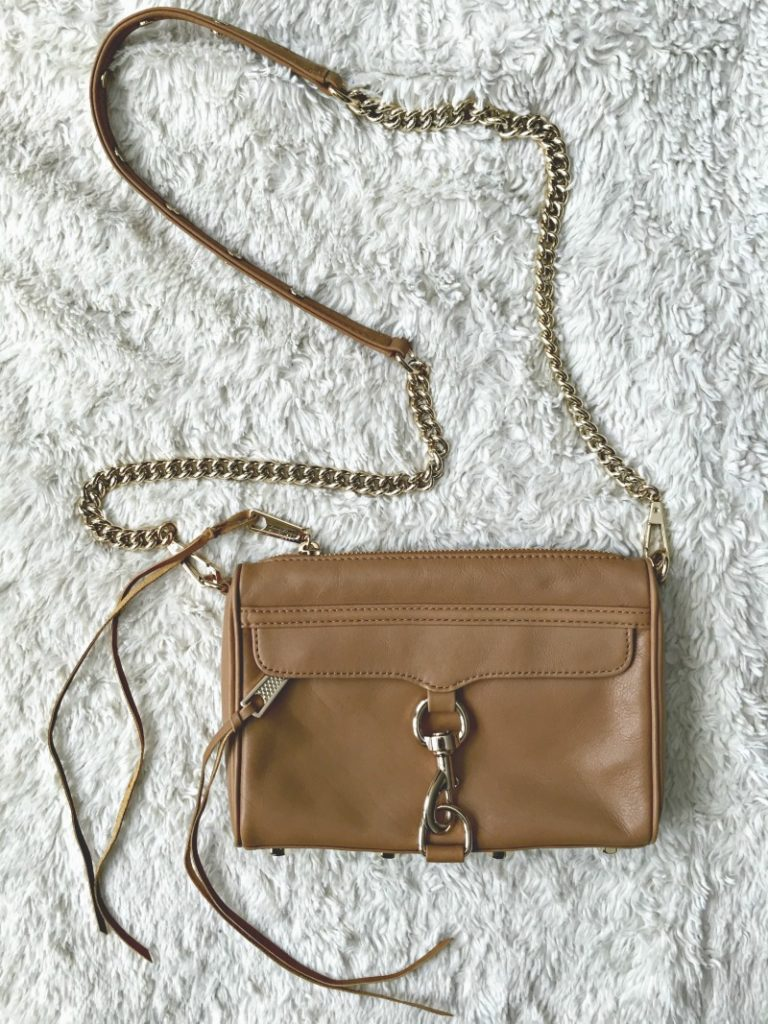 Rebecca Minkoff bag by A Lady Goes West