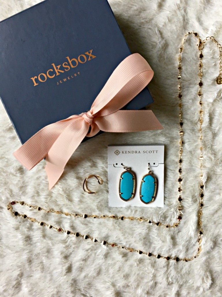 The new look of Rocksbox as a favorite by A Lady Goes West
