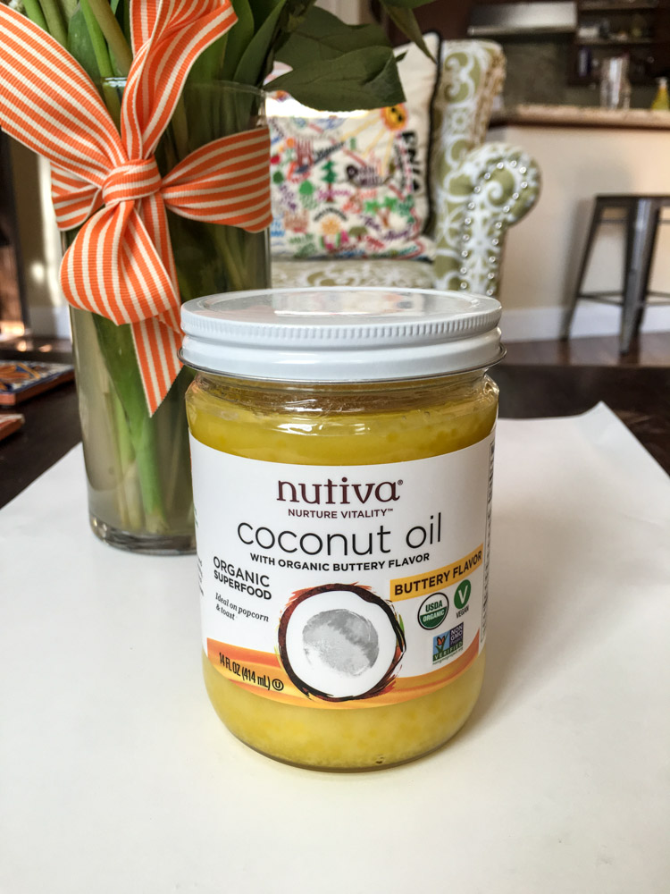 Nutiva coconut oil favorite by A Lady Goes West