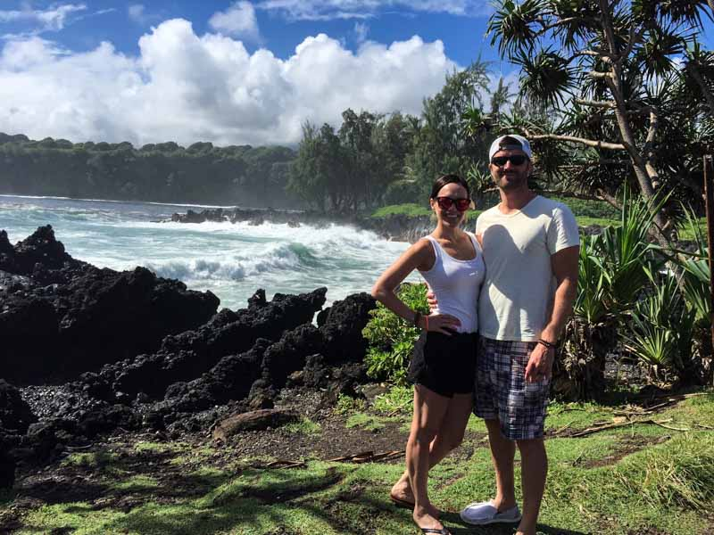 Road to Hana on Ashley's Maui Travel Guide