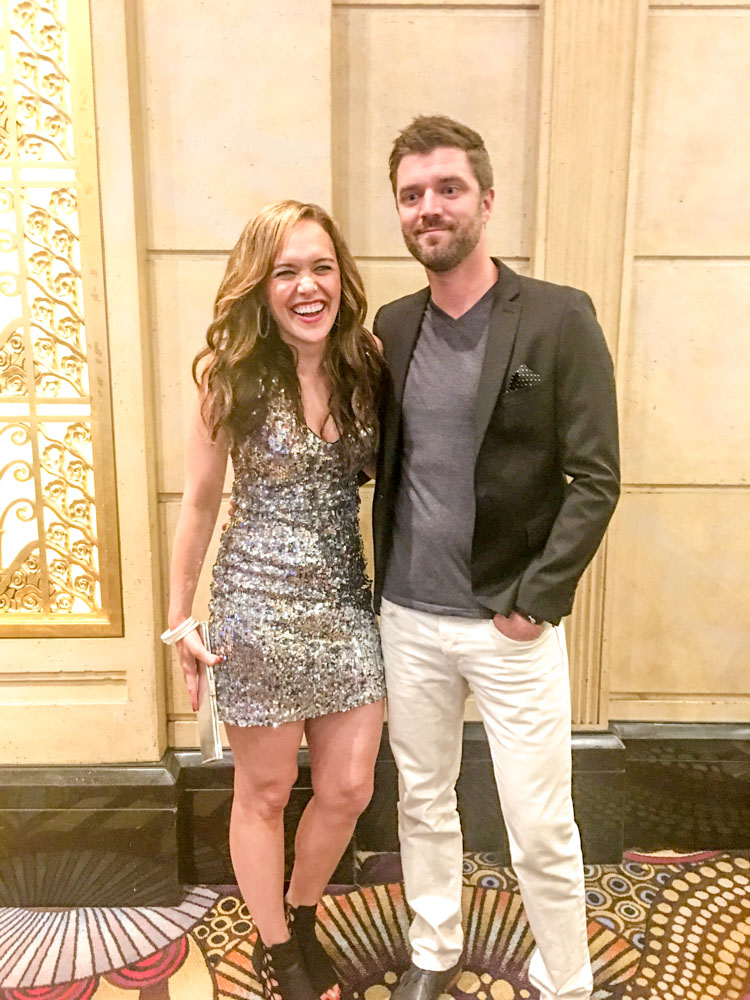 Ashley and Dave in Vegas by A Lady Goes West