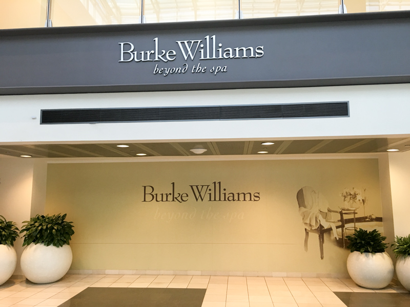 Burke Williams Spa entrance in San Francisco by A Lady Goes West