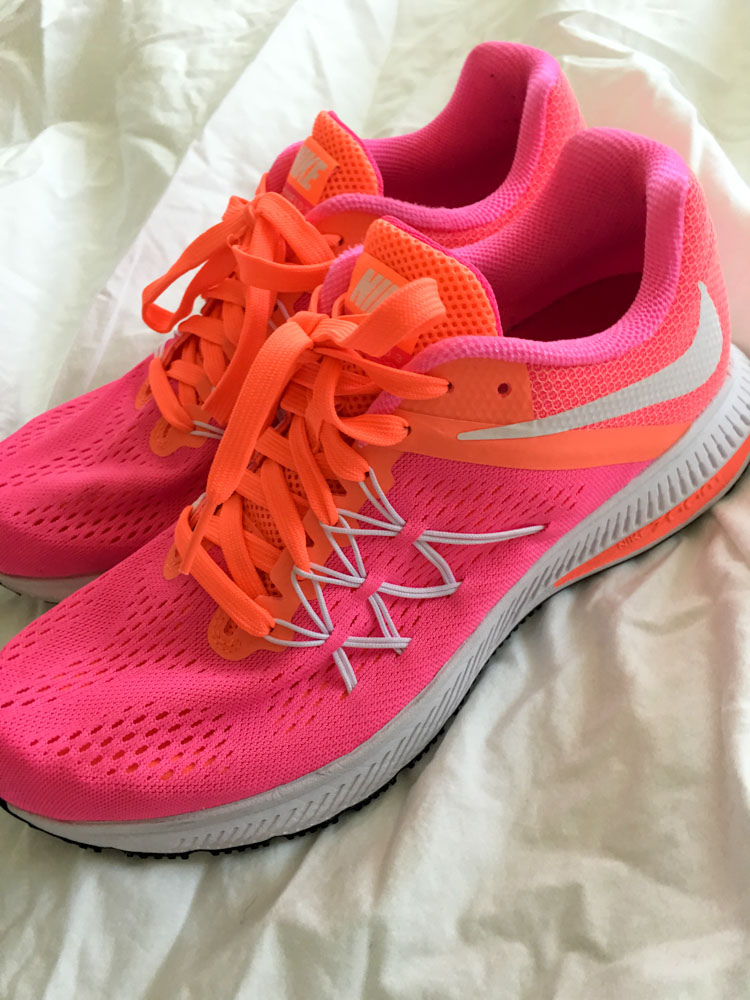 Nike shoe favorites by A Lady Goes West