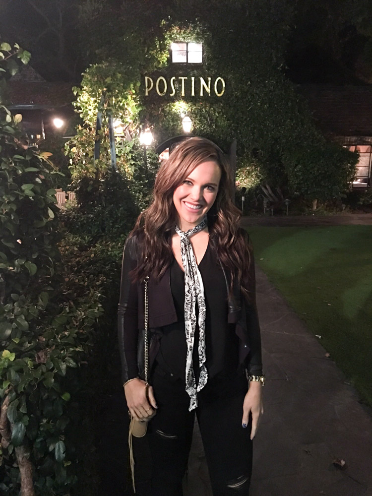 Ashley at Postino by A Lady Goes West