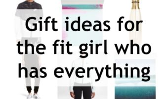 Holiday gift guide: The best gift ideas for a fit girl who has everything