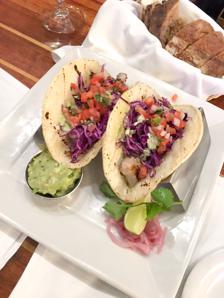 Fish Tacos by A Lady Goes West