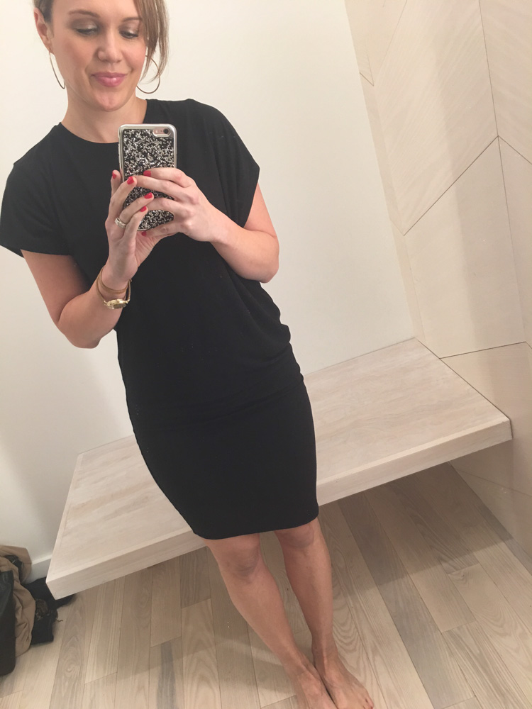 Kit and Ace black dress by A Lady Goes West