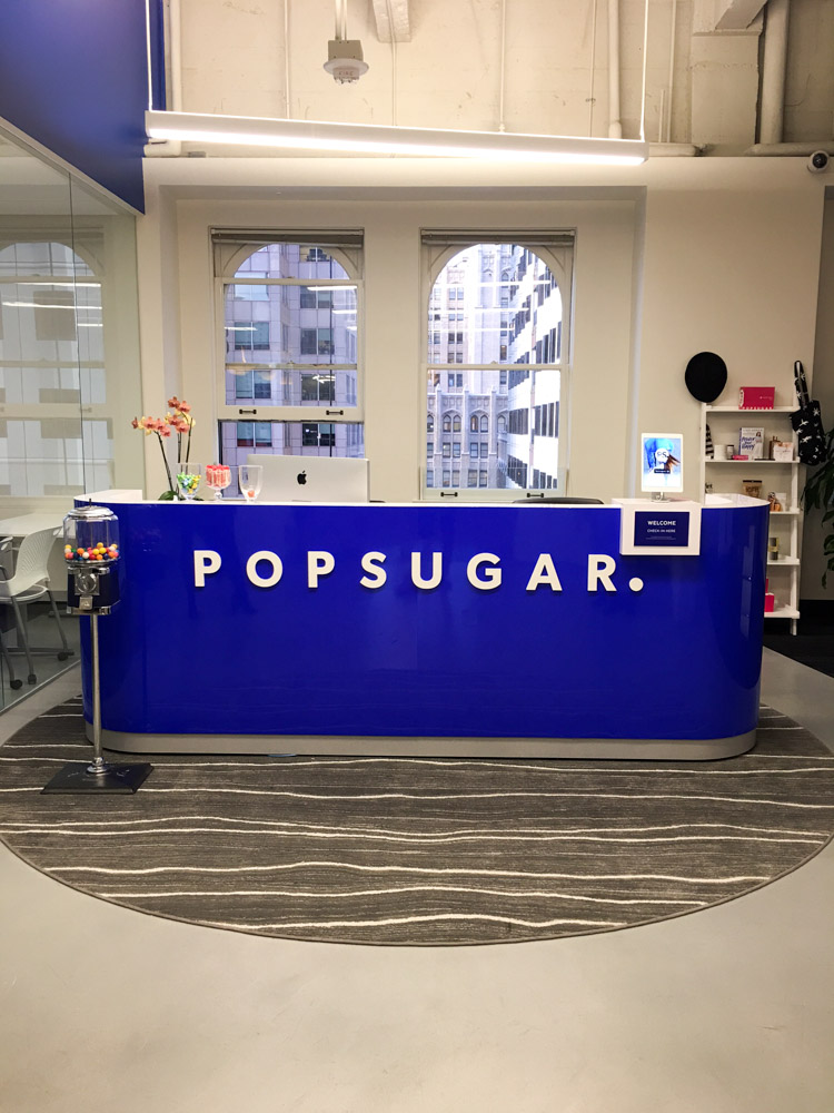 POPSUGAR headquarters in SF by A Lady Goes West