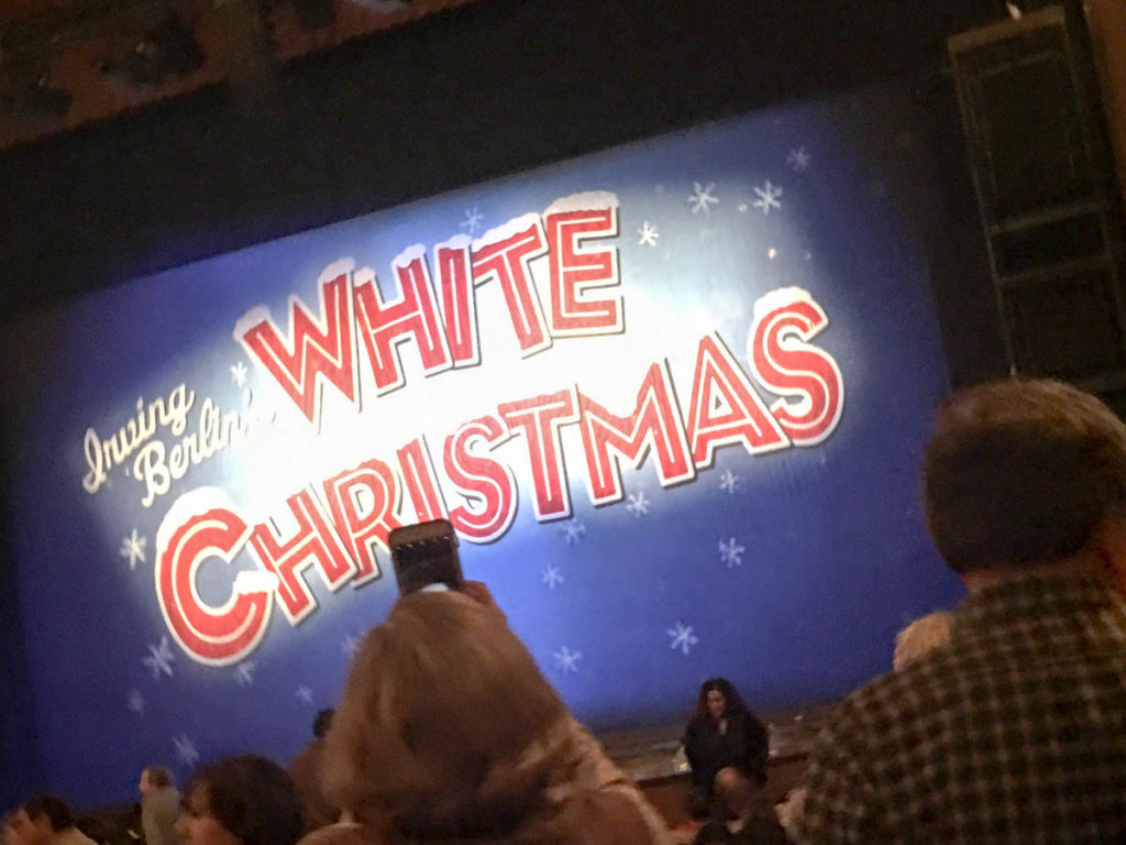 White Christmas in San Francisco by A Lady Goes West