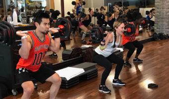 Les Mills BODYPUMP 100 class and my weekly workout recap