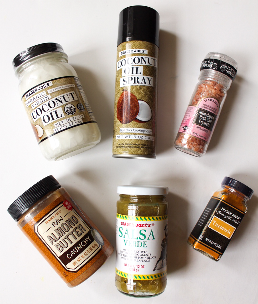Condiment and spice favorites from Trader Joe's by A Lady Goes West