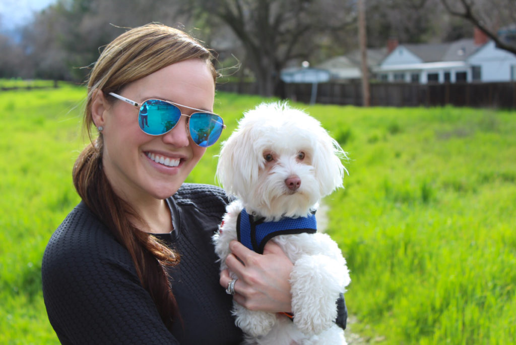 Five ways dogs make you healthy by A Lady Goes West