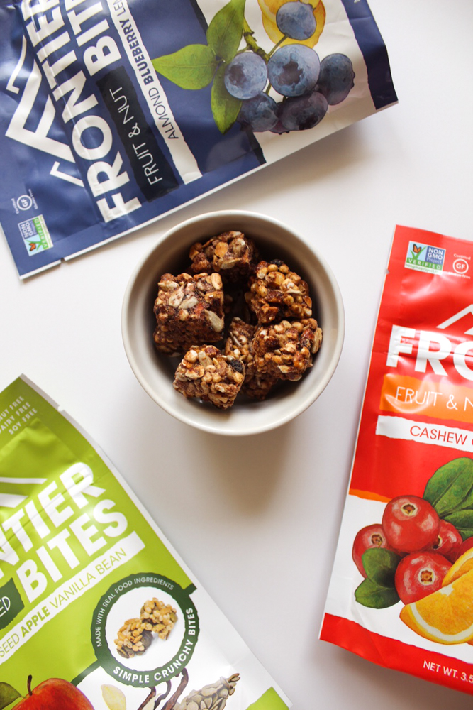 Frontier Snack giveaway by A Lady Goes West