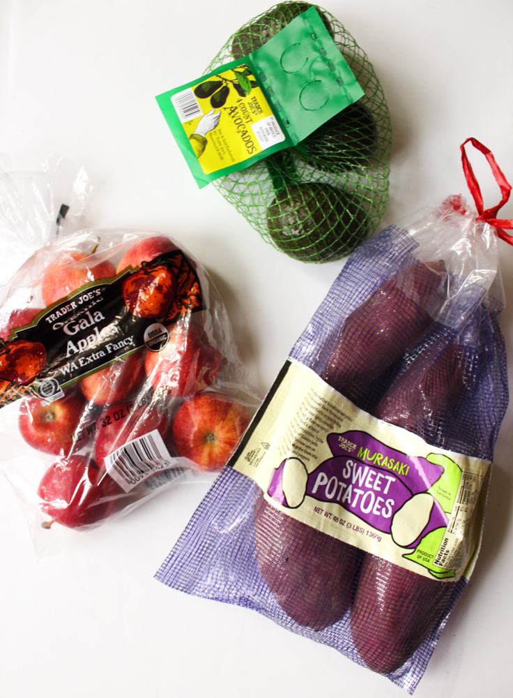 Pre-packaged veggie favorites from Trader Joe's by A Lady Goes West