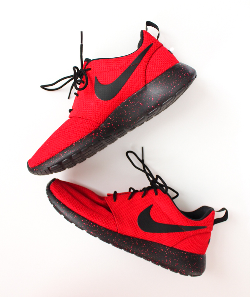 59c6e5787a3 Favorite red Nikes by A Lady Goes West
