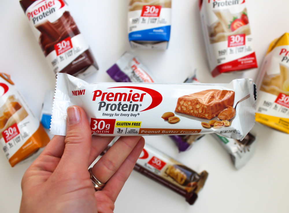 Premier Protein giveaway by A Lady Goes West