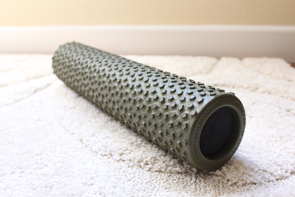 RumbleRoller Gator foam roller by A Lady Goes West
