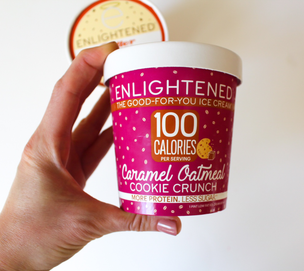 Enlightened ice cream by A Lady Goes West