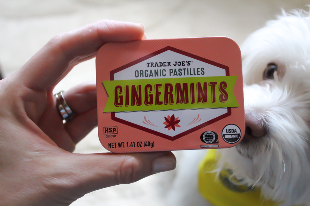Favorite ginger mints by A Lady Goes West