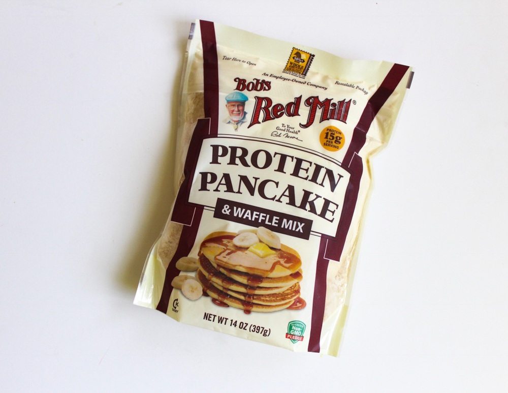 Protein pancake mix by Bob's Red Mill by A Lady Goes West