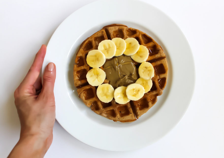 Protein waffle by Bob's Red Mill by A Lady Goes West