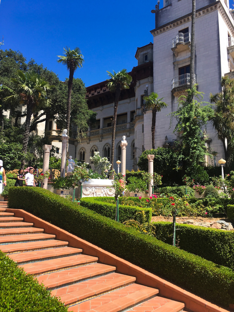Hearst Castle by A Lady Goes West