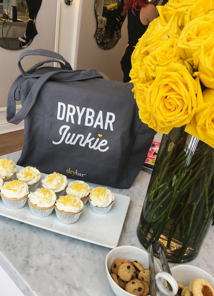 Drybar Walnut Creek front entrance by A Lady Goes West