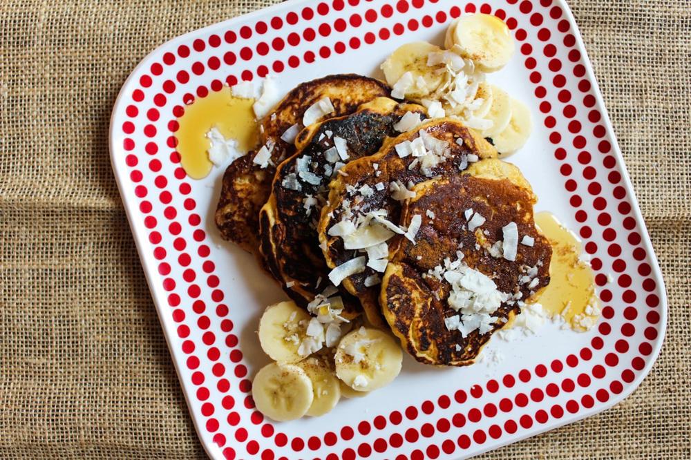 Pancake breakfast by A Lady Goes West