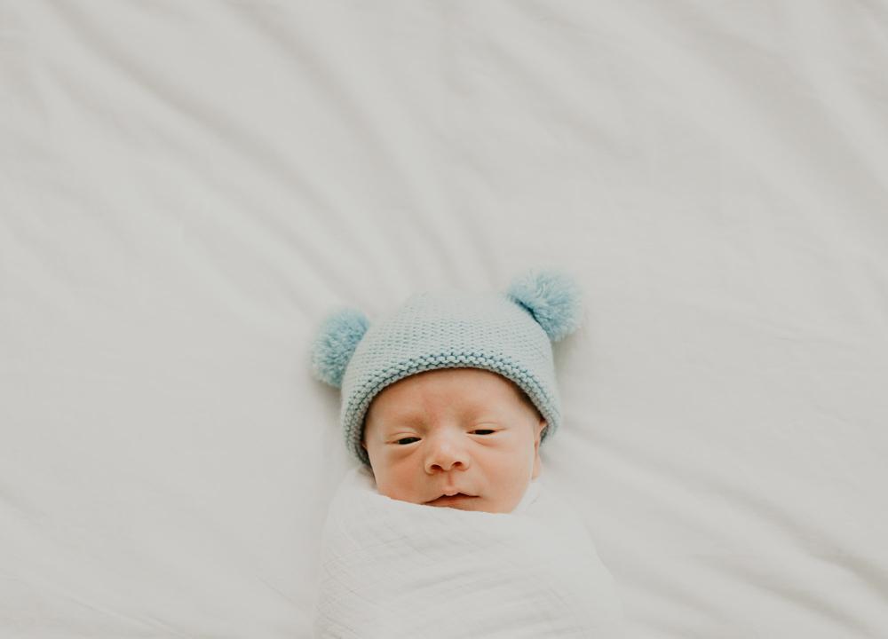 Baby Brady newborn shoot 10 A Lady Goes West