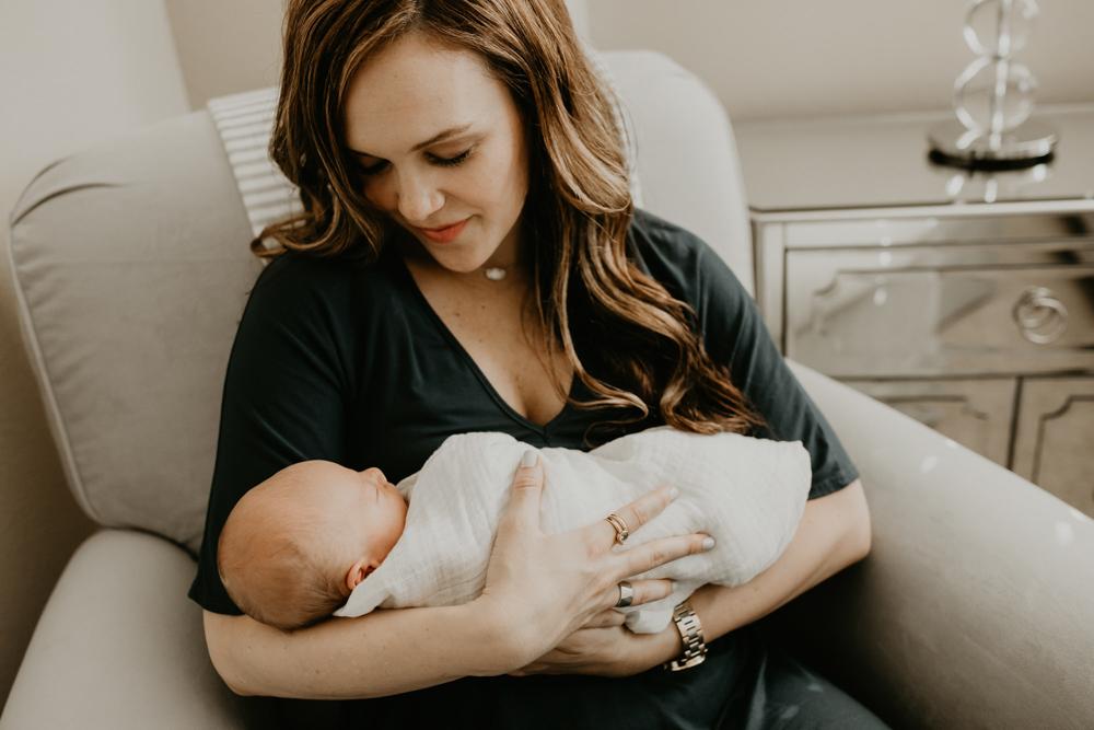 Baby Brady newborn shoot 13 A Lady Goes West