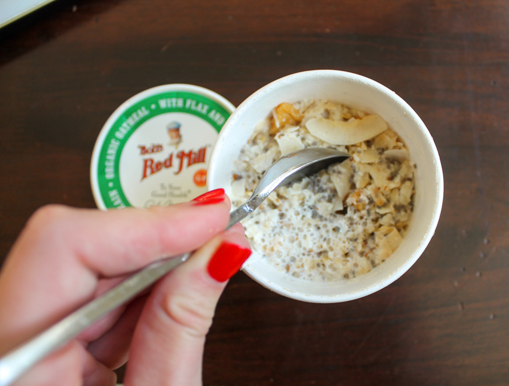 Bob's Red Mill organic oatmeal - 3 - by A Lady Goes West