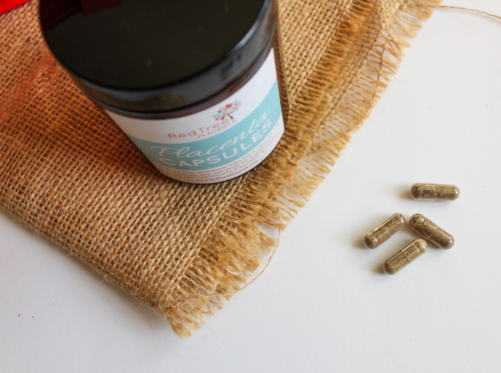 Placenta encapsulation pills 3 by A Lady Goes West