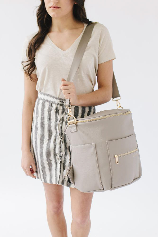 Fawn bag by A Lady Goes West
