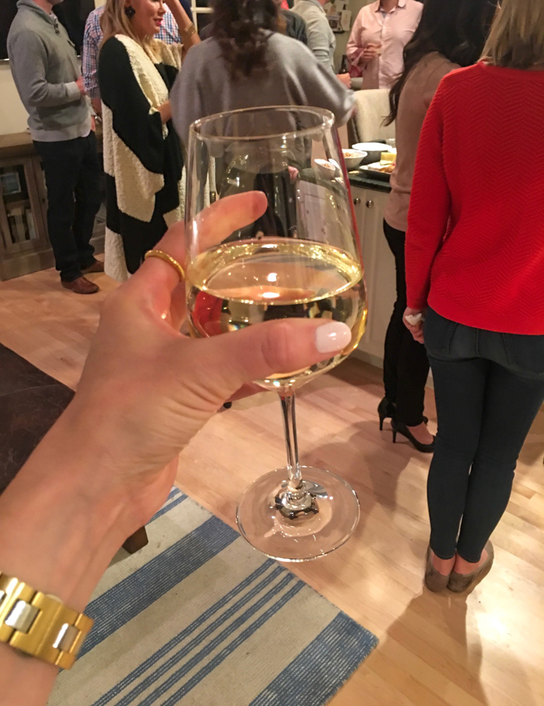 Party pic December 2017 by A Lady Goes West