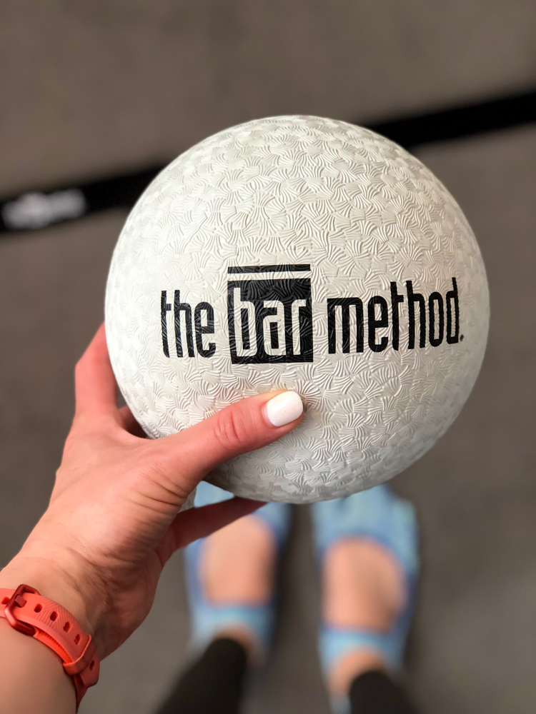 Class Review of The Bar Method by A Lady Goes West