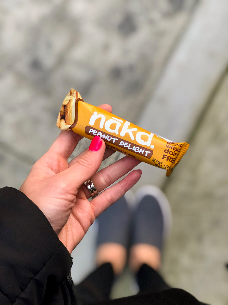 Nakd bar favorite by A Lady Goes West