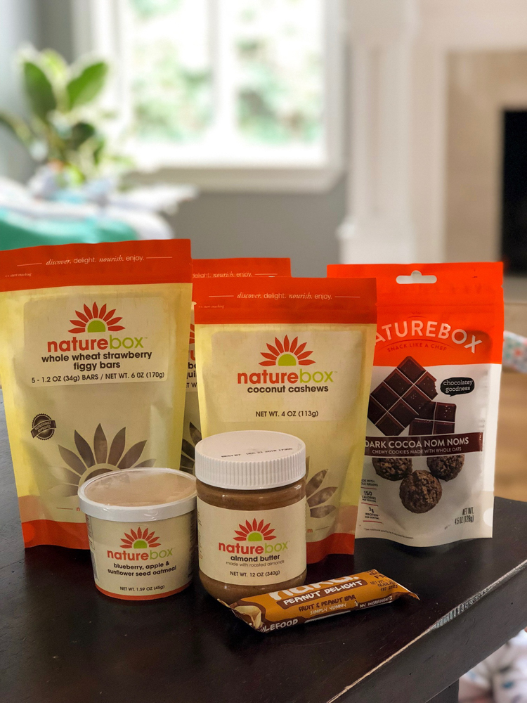 NatureBox favorites by A Lady Goes West