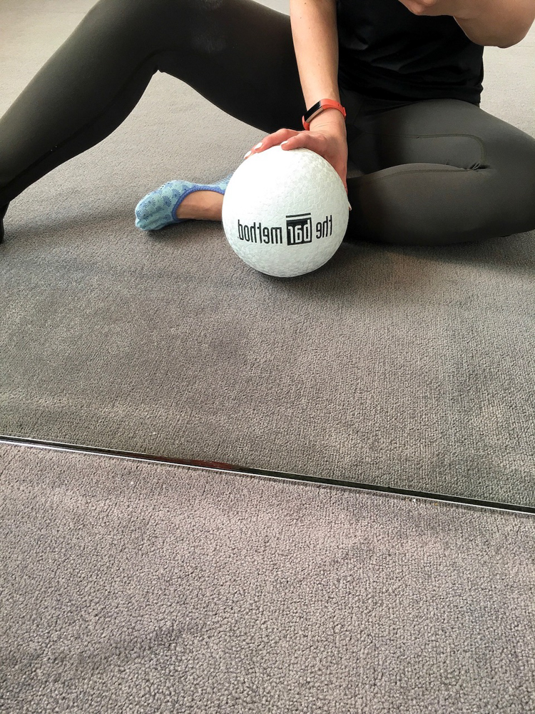 The Bar Method Class Review by A Lady Goes West