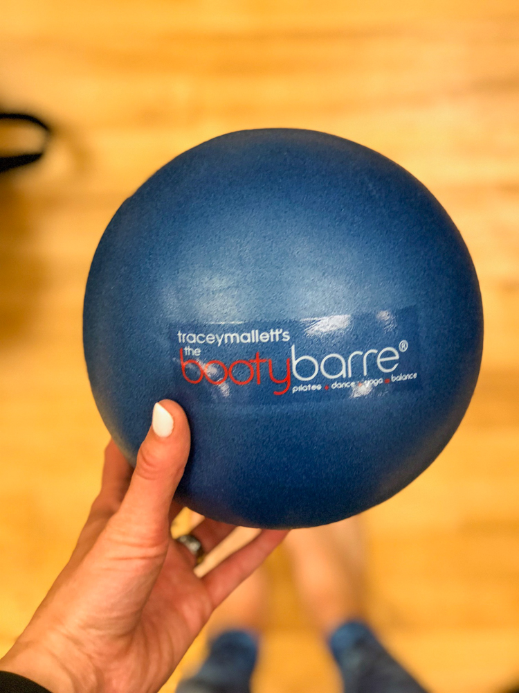Bootybarre ball by A Lady Goes West