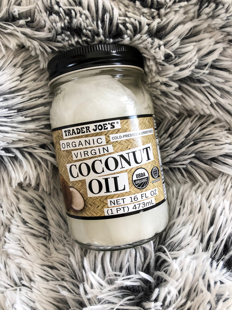 Coconut oil - Five nontoxic body product swaps I've made by A Lady Goes West
