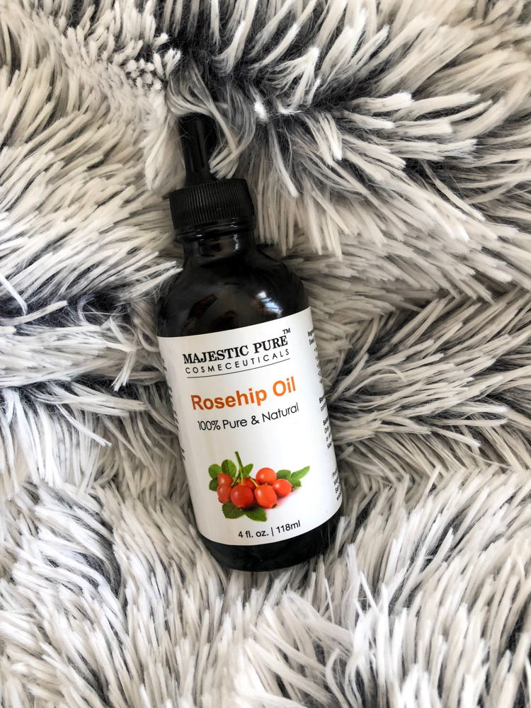 Rosehip oil - Five nontoxic body product swaps I've made by A Lady Goes West