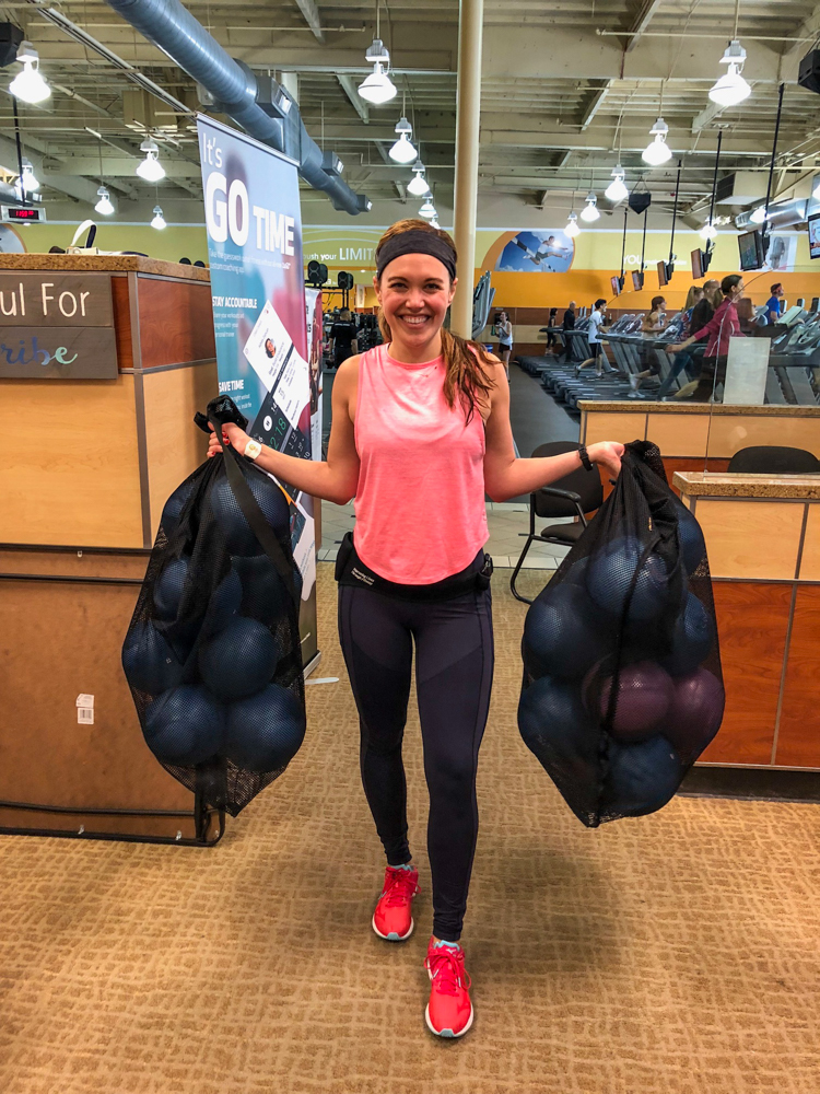 Ashley after teaching Bootybarre by A Lady Goes West