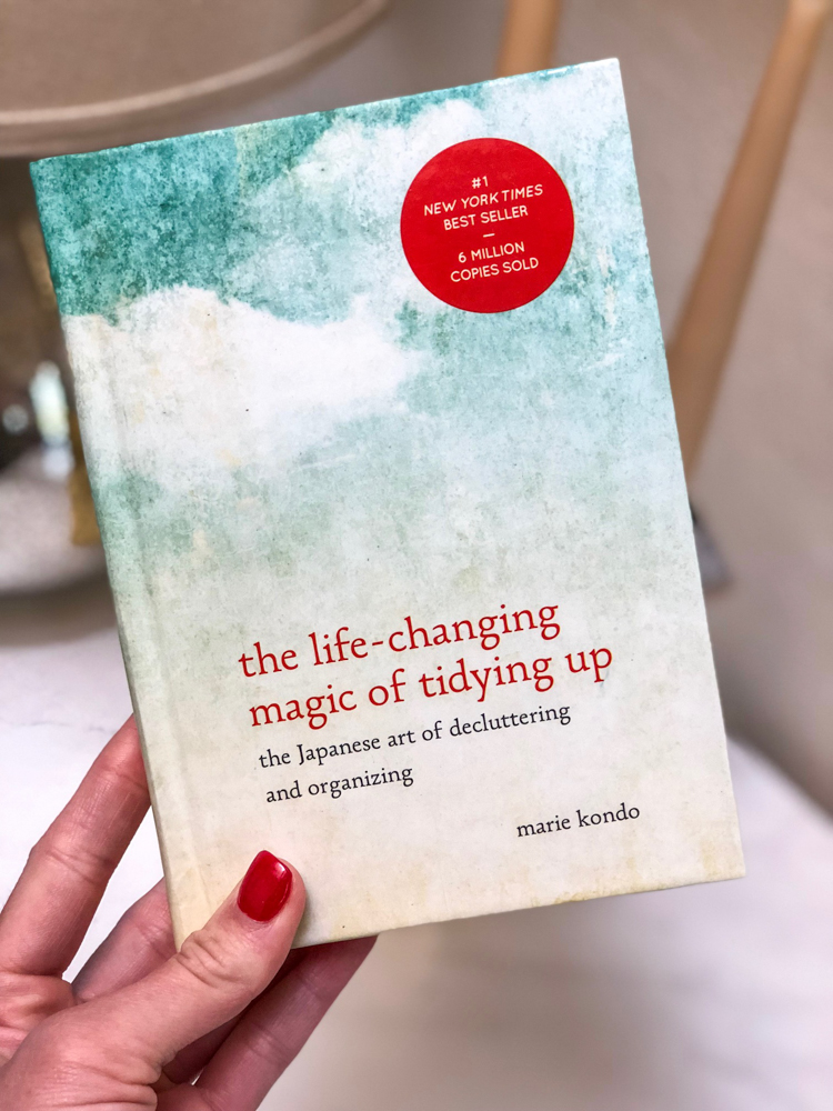 Life-Changing Magic of Tidying Up -- a wellness book that changed my life by A Lady Goes West