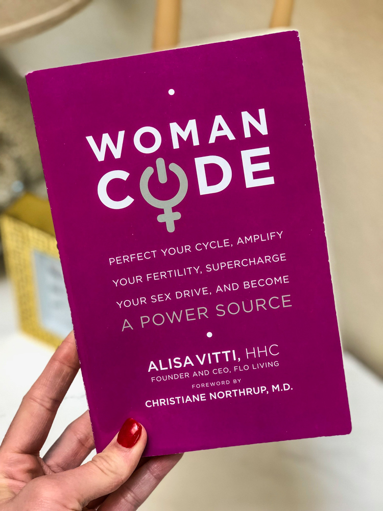 Woman Code -- a wellness book that changed my life by A Lady Goes West