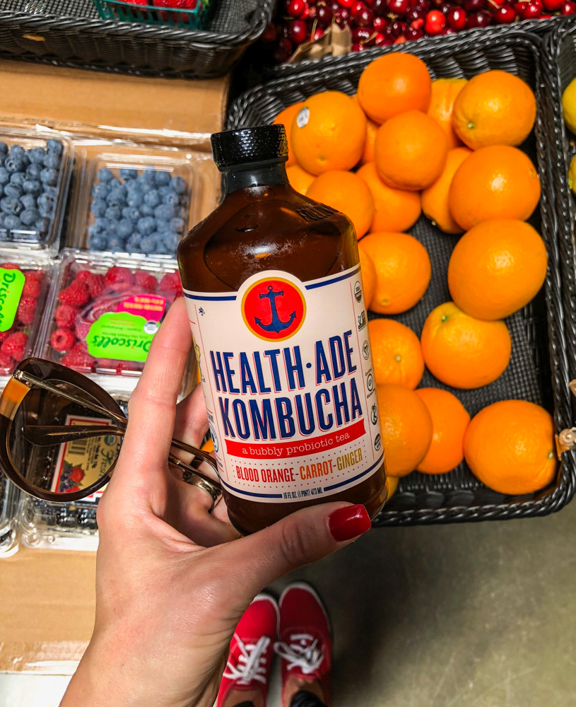 New Health-Ade kombucha flavor A Lady Goes West
