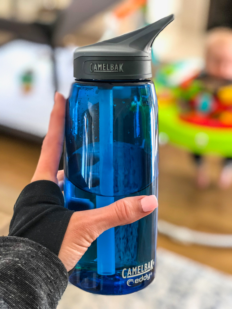 Water bottle by A Lady Goes West